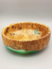 Picture of Olivewood Burl & Resin Bowl