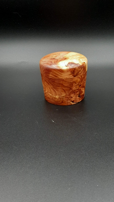 Picture of Red cedar lidded box